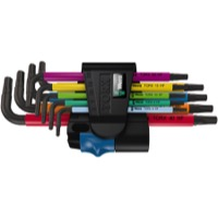 Wera 967/9 TX HF 1 L-Key Torx Wrench Set