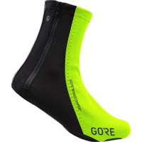 Gore C5 WINDSTOPPER Overshoes 2020 - Neon Yellow/Black