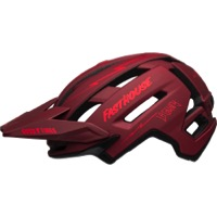 Bell Super Air MIPS Helmet 2021 - Fasthouse Matte Red/Black