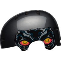 Bell Local Helmet 2021 - Nightwalker Gloss Gunmetal