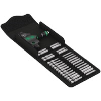 Wera 400 Kraftform Kompakt T-Handle Screwdrver Set