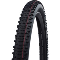 "Schwalbe Racing Ralph SupGrnd TLE ADX Spd 26"" Tire"
