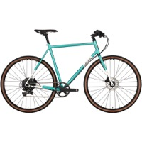 All-City Super Prof Apex 1 700c Complete Bike - Blue Panther