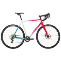 All-City Nature Cross Rival 700c Complete Bike - Cyclone Popsicle