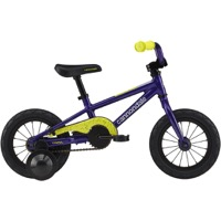 "Cannondale Kids Trail SS 12"" Complete Bike 2021 - Ultra Violet"