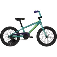 "Cannondale Kids Trail SS 16"" Complete Bike 2021 - Turquoise"