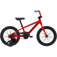 "Cannondale Kids Trail SS 16"" Complete Bike 2021 - Acid Red"
