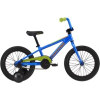 "Cannondale Kids Trail SS 16"" Complete Bike 2021 - Electric Blue"