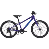 "Cannondale Kids Quick 20"" Complete Bike 2021 - Ultra Violet"