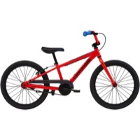 "Cannondale Kids Trail SS 20"" Complete Bike 2021 - Acid Red"