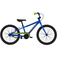 "Cannondale Kids Trail SS 20"" Complete Bike 2021 - Electric Blue"