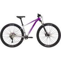 "Cannondale Trail SE 4 29"" Wmns Complete Bike 2021 - Purple"