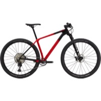 "Cannondale F-Si Carbon 3 29"" Complete Bike 2021 - Rally Red"
