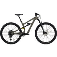 "Cannondale Habit Carbon 1 29"" Complete Bike 2021 - Stealth Gray"