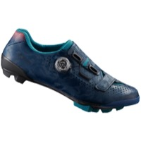 Shimano SH-RX800 Women's Gravel Shoes 2021 - Navy