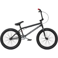 "We The People CRS 20"" BMX Complete Bike - Black"