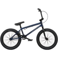 "We The People CRS 18"" BMX Complete Bike - Galactic Purple"