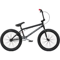 "We The People CRS FC 20"" BMX Complete Bike - Matt Black"