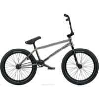 "We The People Envy 20"" BMX Complete Bike - Black Chrome"