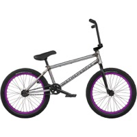 "We The People Trust 20"" BMX Complete Bike - Matt Raw"