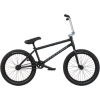 "We The People Trust 20"" BMX Complete Bike - Matt Black"