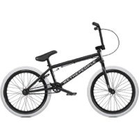 "We The People Nova 20"" BMX Complete Bike - Matt Black"