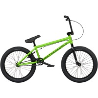 "We The People Nova 20"" BMX Complete Bike - Laser Green"