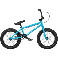 "We The People Seed 16"" BMX Complete Bike - Surf Blue"