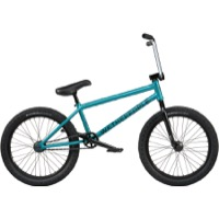 "We The People Crysis 20"" BMX Complete Bike - Midnight Green"