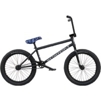 "We The People Crysis 20"" BMX Complete Bike - Matt Black"