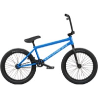 "We The People Reason 20"" BMX Complete Bike - Matt Blue"
