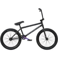 "We The People Reason 20"" BMX Complete Bike - Matt Black"