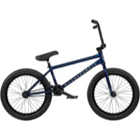 "We The People Battleship RSD 20"" BMX Complete Bike - Abyss Blue"