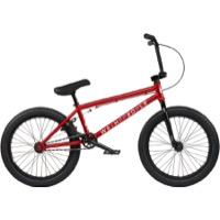 "We The People Arcade 20"" BMX Complete Bike - Candy Red"