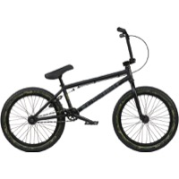 "We The People Arcade 20"" BMX Complete Bike - Matt Black"
