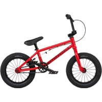 "We The People Riot 14"" BMX Complete Bike - Red"