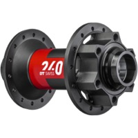 "DT Swiss 240 EXP 20mm ""Boost"" 6-Blt Disc Front Hub - 20x110mm Boost"
