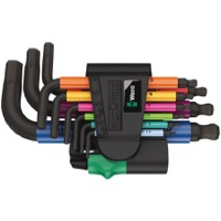 Wera 950 SPKS L-Key Metric Hex Wrench Set