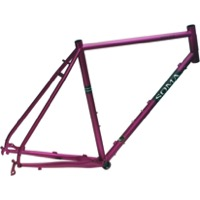 Soma Double Cross Disc Frame - Matte Purple