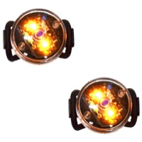 Planet Bike Button Blinky Side Light Set
