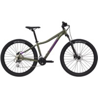 "Cannondale Trail 6 27.5"" Womens Complete Bike 2021 - Mantis"