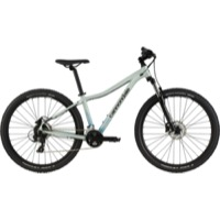 "Cannondale Trail 8 27.5"" Womens Complete Bike 2021 - Sage Gray"