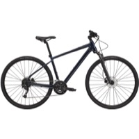 Cannondale Quick CX 2 Disc Complete Bike 2021 - Midnight