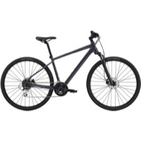 Cannondale Quick CX 3 Disc Complete Bike 2021 - Slate Gray