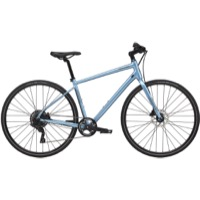 Cannondale Quick 4 Disc Complete Bike 2021 - Alpine