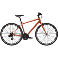 Cannondale Quick 6 Complete Bike 2021 - Saber