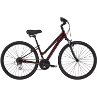 Cannondale Adventure 1 Womens Complete Bike 2021 - Maroon