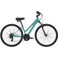 Cannondale Adventure 2 Womens Complete Bike 2021 - Turquoise