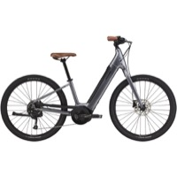Cannondale Adventure Neo 4 Complete E-bike 2021 - Grey