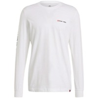 Five Ten Brave Long Sleeve T-Shirt - White